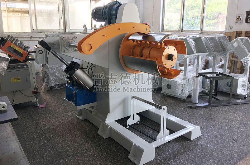 油压重型材料架