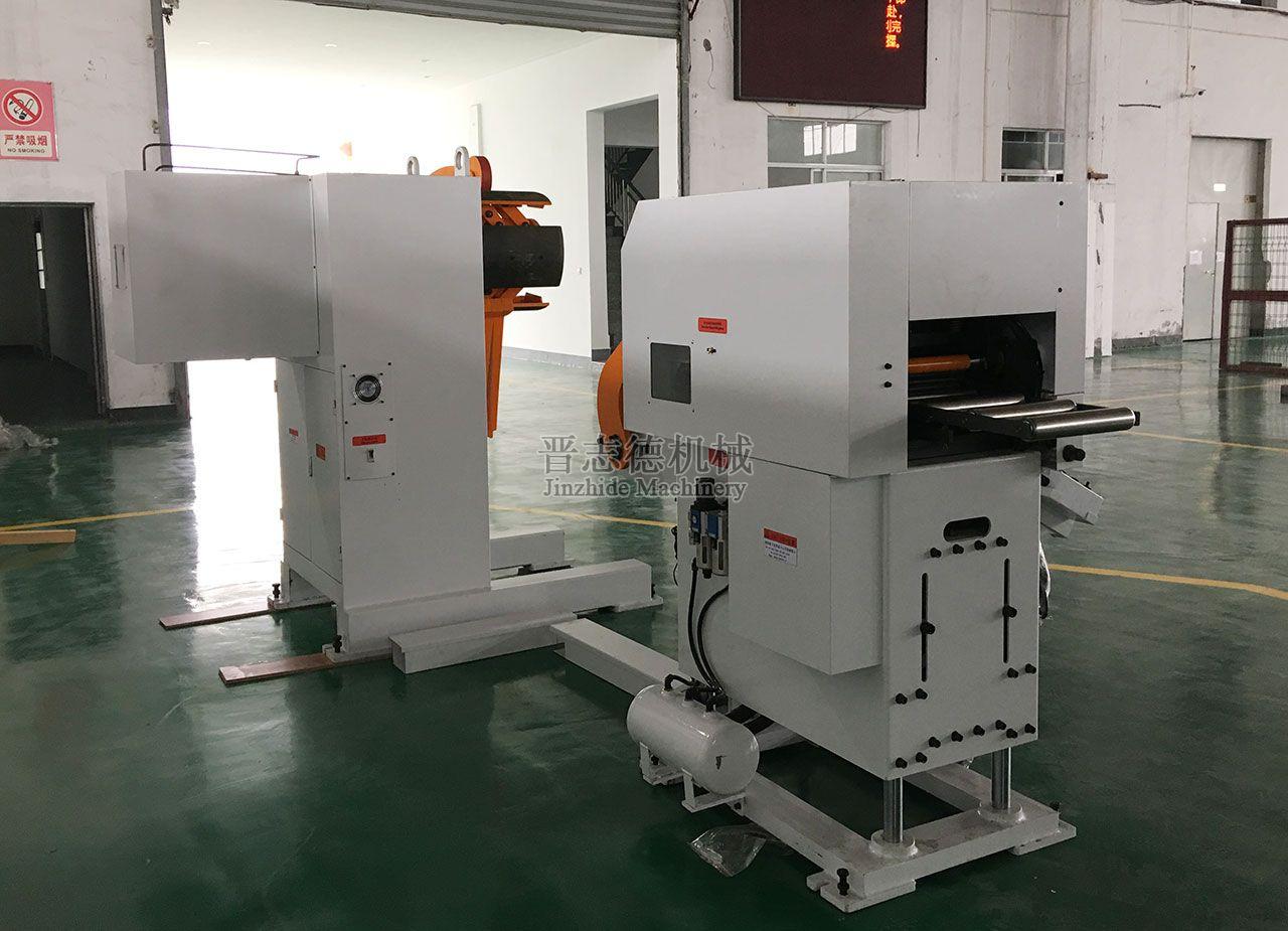数控送料机结构,数控送料机装配