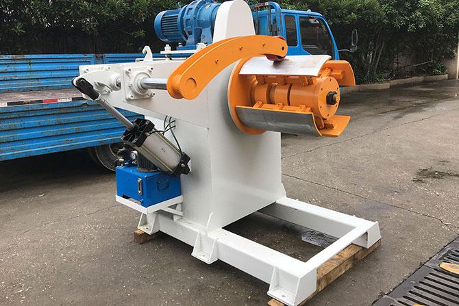 油压重型材料架,液压重型材料架,油压材料架,液压放料架