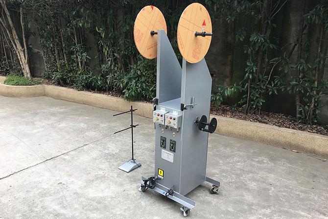 感应式端子收料机,端子感应收料机,端子收料机,端子放料机