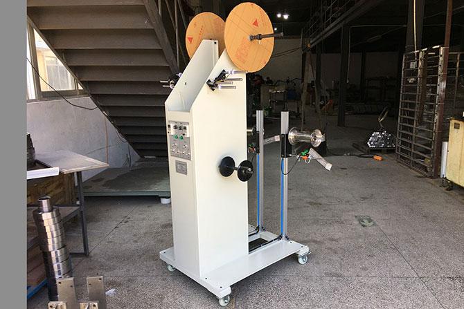 立式光控端子收料机,光控收料机,光电收料机
