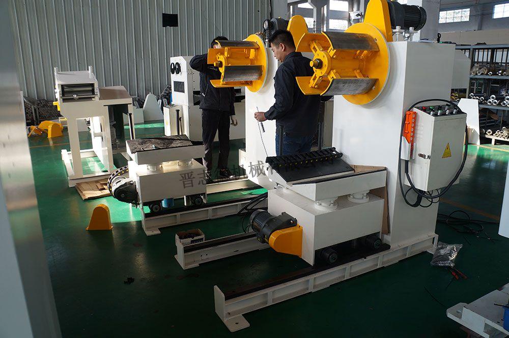 数控送料机生产