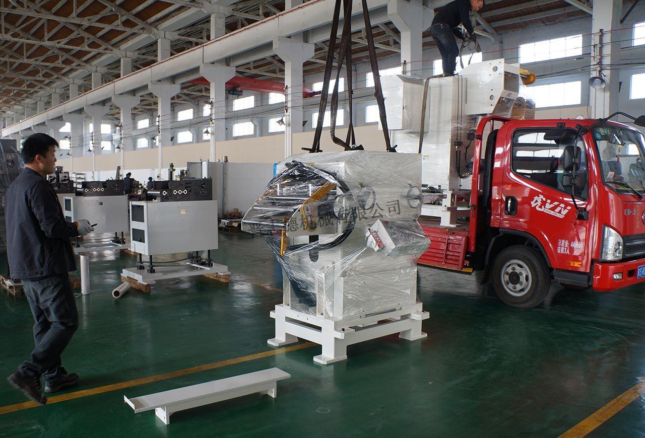 三合一送料机生产